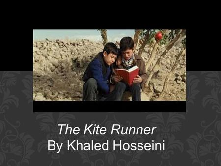 the kite runner by khaled hosseini historical political and  the kite runner by khaled hosseini the first novel written in english by an afghan