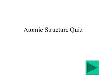 Atomic Structure Quiz. Which of these is true about elements?. Atoms of each element contain a unique number of protons. Elements can only be broken down.