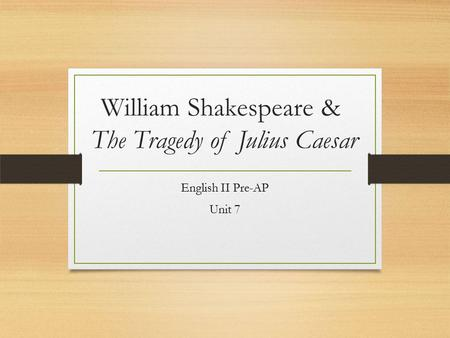 the misperception of information in the tragedy of julius caesar by william shakespeare Andrew solomon is a writer and lecturer on psychology, politics, and the arts winner of the national book award and an activist in lgbt rights, mental health, and.