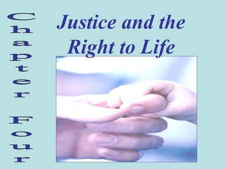 Justice and the Right to Life. Assaults Against Life * In 96% of states there is a pattern of discrimination regarding race and the death penalty * Capital.