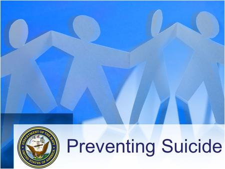 Preventing Suicide. Suicide Information In U.S. someone dies from suicide every 17 minutes At least 80 individuals die and 1,500 make a suicide attempt.
