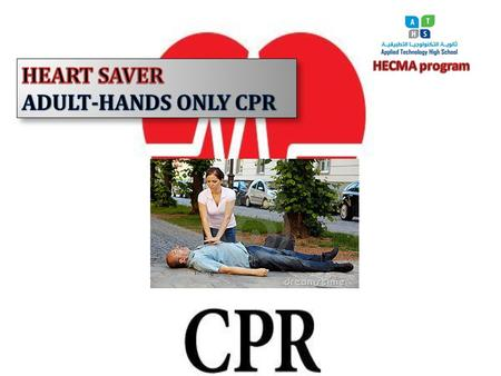  CPR. A lifesaving action.  Don't be afraid. Your actions can only help. Video :-