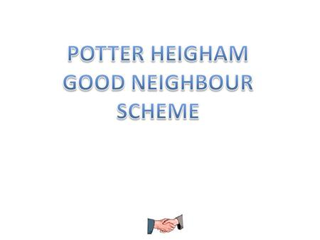 PotterHeigham PUTTING POTTER HEIGHAM ON THE MAP.