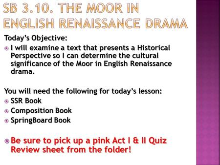 renaissance drama + essay questions Lesson plan and procedures: essential questions: how did the renaissance spread to northern europe short-response questions, and a short essay.