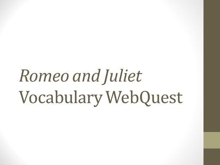 dramatic situational and verbal irony in romeo and juliet a play by william shakespeare What are some examples of dramatic irony in shakespeare's romeo  of verbal irony in romeo and juliet  in romeo and juliet by william shakespeare.