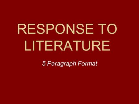 "RESPONSE TO LITERATURE 5 Paragraph Format Read and understand the prompt. After reading ""Eye of the Storm"" describe how Warren Faidley's character traits."