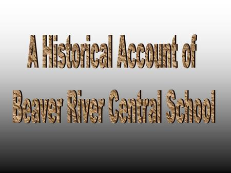 In 1852 Hiram Lewis built a log cabin school house where the firehouse stands today. It was similar to the one pictured below. The first teacher was.