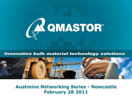 ] Austmine Networking Series - Newcastle February 28 2011.