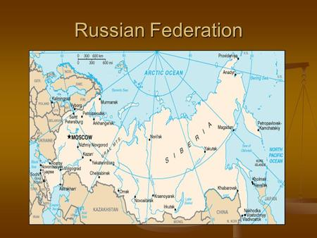 Russian Federation. Demographics Population: 146,001,176 (July 2000 est.) Population: 146,001,176 (July 2000 est.) Rich in natural resources (oil, natural.