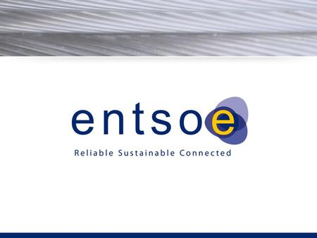 Overview of IG ENTSO-E RGCE Accounting and Settlement Appendix 2 for the IG ENTSO-E RGCE Accounting and Settlement Version 1.1; Released by ENTSO-E RGCE.