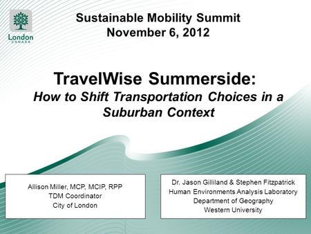 TravelWise Summerside: