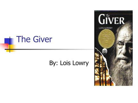 the giver essay question The giver essay - jenna share the version of the browser you are using is no longer supported please upgrade to a supported browserdismiss file edit view tools.