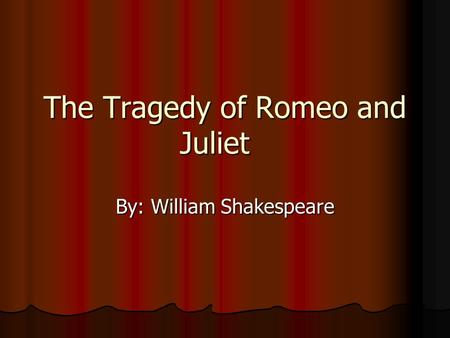 essay comparing romeo and juliet movies The major differences between the two movies romeo and similar movies that he made while romeo and juliet are comparing two versions of romeo.