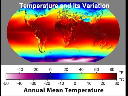 Temperature and Its Variation