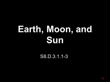Earth, Moon, and Sun S8.D.3.1.1-3.