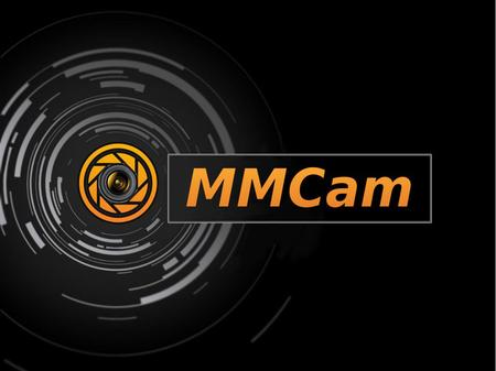 The future of mobile photography is here Meet MMCam: Designed to improve the quality of mobile photography, MMCam offers mobile users a better experience: