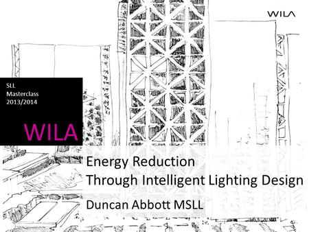 Draft bee code lighting prepared by devki energy - Code reduction made in design ...