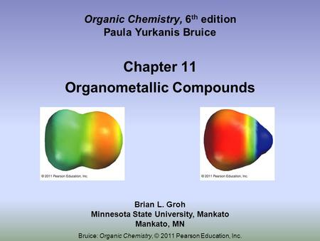 Organic chemistry 6th edition paula yurkanis bruice ppt download organic chemistry 6th edition paula yurkanis bruice fandeluxe Images
