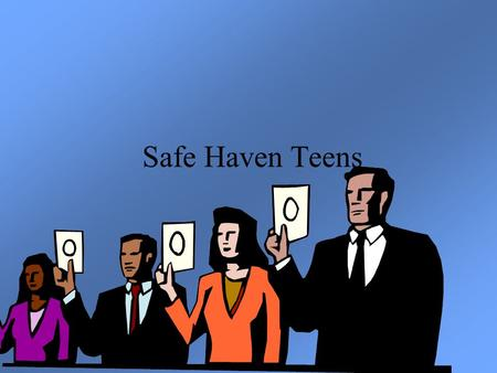 Safe Haven Teens. Who are we? Safe Haven is a program that meets after school to help us with homework and we also do other fun activities like: –GIRLS.