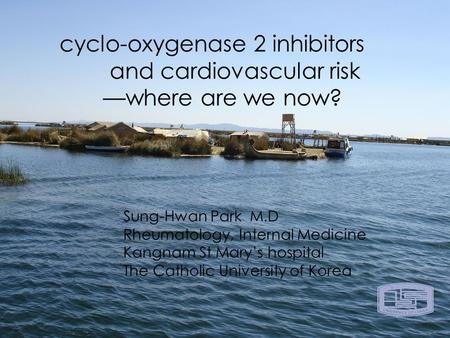 cyclo oxygenase inhibitors of human diseases Following the withdrawal of rofecoxib and valdecoxib, the discussion concerning selective cyclo-oxygenase (cox)-2 inhibitors was often characterized more by emotions than scientific evidence in.