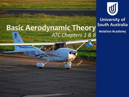 Basic Aerodynamic Theory