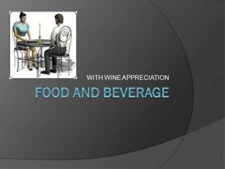WITH WINE APPRECIATION. OBJECTIVES  Cover  Table Appointments Dinnerwares/Chinawares Beverage/Glassware Linens Servicewares  Breakages  Proper Storage.