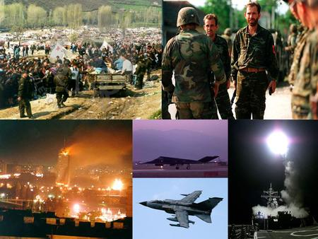 Overview Understand the causes, outcome and impact of the Kosovo War and NATO's Operation Deliberate Force Understand the impact and controversy surrounding.