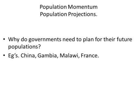 Population growth in china essay