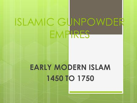 islamic modernism essay