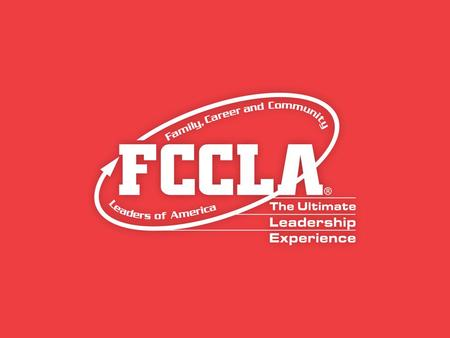 Advocating Excellence for FCCLA February 5, 2014 Rachel VanPelt, National Consultant Team.