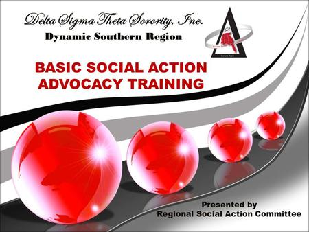 Delta Sigma Theta Sorority, Inc. Dynamic Southern Region