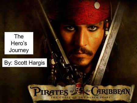The Hero's Journey By: Scott Hargis. Will Turner lives in Port Royal as a blacksmith. He has a big dislike for pirates.Will Turner lives in Port Royal.