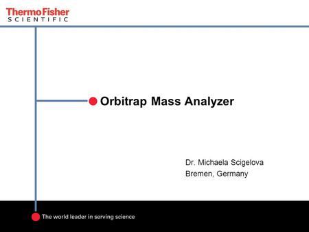 Orbitrap Mass Analyzer