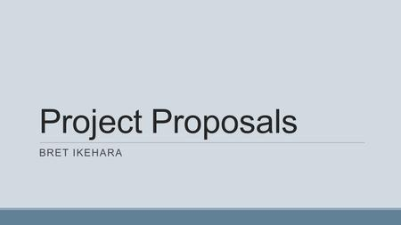 Project Proposals BRET IKEHARA. What is STAR for Students? STAR helps students check on their academic progress through viewing grades, checking on degree.