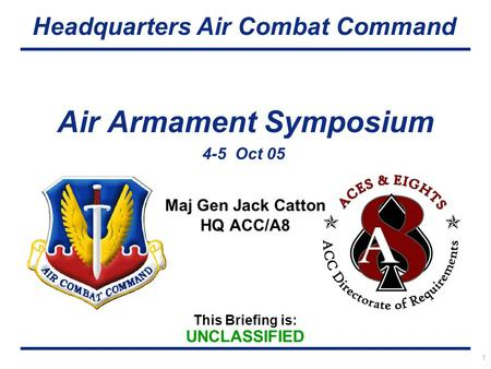 Air Armament Symposium