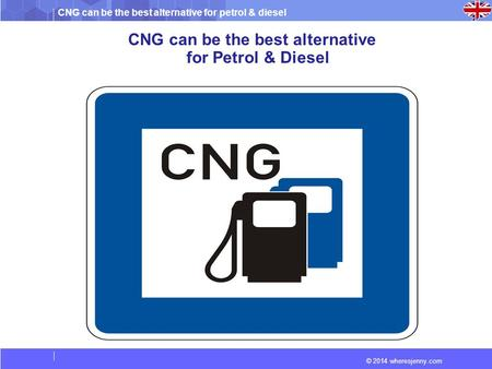 CNG can be the best alternative for Petrol & Diesel