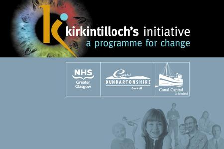 Kirkintilloch's Initiative A Presentation by Duncan Hamilton (EDC) to East Dunbartonshire Council Special Council Meeting 17 th December 2001.