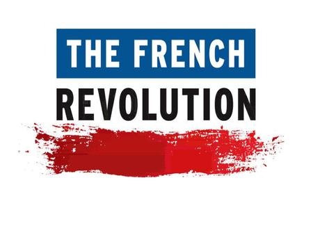 Reasons for the French Revolution In the 1700s, France was the cultural capital of Europe, home to numerous Enlightenment thinkers, & had wealth from.