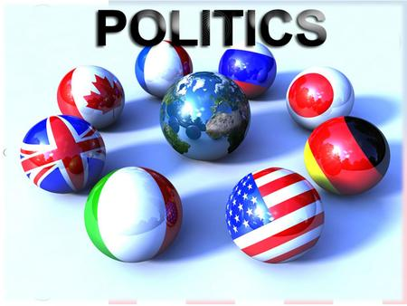 Introduction A political party is a group of voters organized to support certain public policies. The aim of a political.