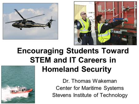 Encouraging Students Toward STEM and IT Careers in