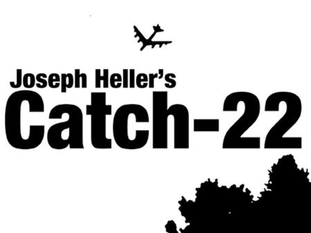 catch-22 theme essay