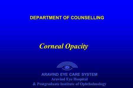 aravind eye care system case analysis Case study pages 6 pages level general public  aravind eye care system was started in 1976 in india by dr govindappa venkataswamy and the main idea was to.