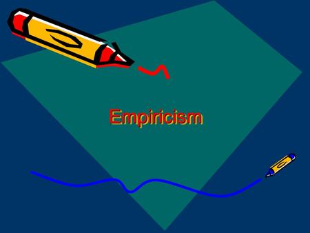 the concepts and philosophy of empiricism The classical view and empiricism content the topic of concepts lies at the intersection of semantics and philosophy of mind a concept is supposed to be a.