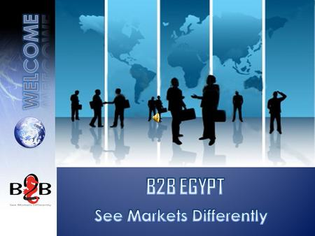 B2B Egypt B2B MARKETING Types Social Network Marketing Full Marketing Paln Google Advertising Marketing by E-mails Marketing Ad. On search engine.