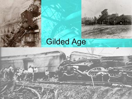Gilded Age. Trust Titans Economics and Economic Leaders of the Gilded Age.