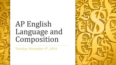 ap language and composition essays 2013
