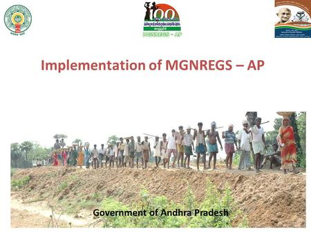 Implementation of MGNREGS – AP Government of Andhra Pradesh 1.