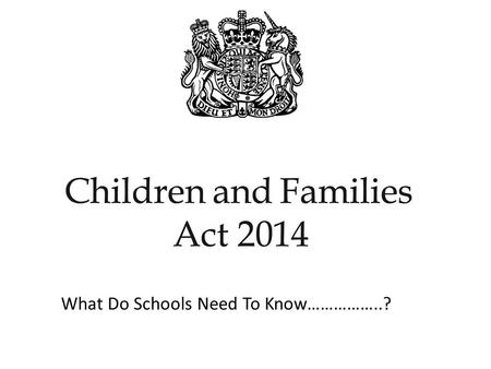 What Do Schools Need To Know……………..?. The Numbers..... 2.8 36 8,100,000 1,530,900 18.9 9,630 30,82064 2.