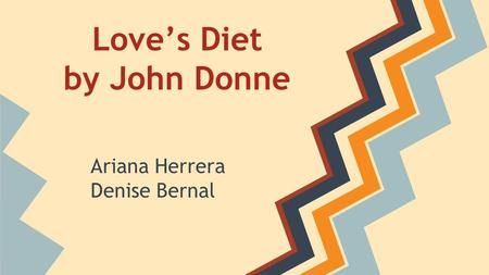 literary analysis of the poem air and angels by john donne Get an answer for 'what is a translation of the poem air and angels by john donne into modern day english' and find homework help for other john donne.