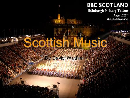 Scottish Music By David Wuthier. The scottish instruments Bagpipe Accordion Harp Guitar Fiddle Tin whistle.
